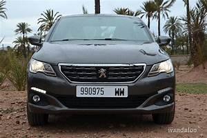 Peugeot 301 Occasion : peugeot 301 2017 les photos de notre essai photos peugeot 301 maroc ~ Gottalentnigeria.com Avis de Voitures