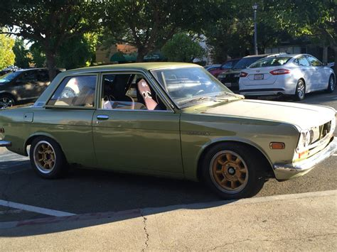 Datsun 510 For Sale California by 1970 Datsun 510 Two Door For Sale By Owner In Pleasant
