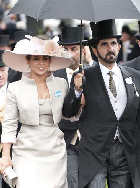 sheikh mohammed  princess haya   perfect couple