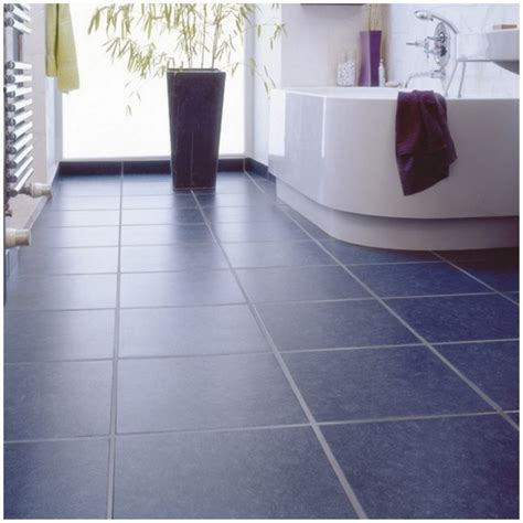 Vinyl Tile For Bathroom Floor by 30 Great Ideas And Pictures Of Self Adhesive Vinyl Floor