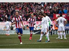 Atletico Madrid 40 Real Madrid Tactical Analysis