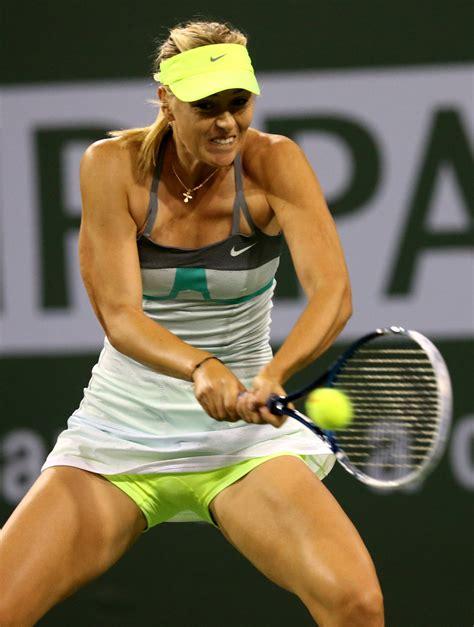 Maria Sharapova Photos Photos  2013 Bnp Paribas Open Day