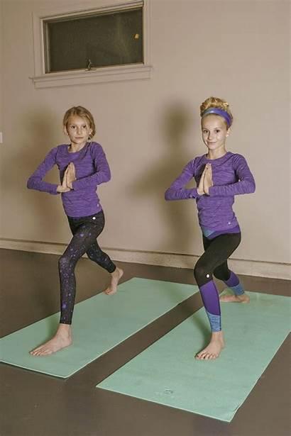 Yoga Jill Session Tween Preteen Tweens Mini