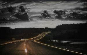 Nature, Road, Lights, Clouds, Rain, Wallpapers, Hd, Desktop, And, Mobile, Backgrounds