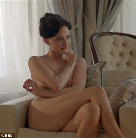 Lara Pulver naked in Sherlock Holmes: BBC under fire for ...