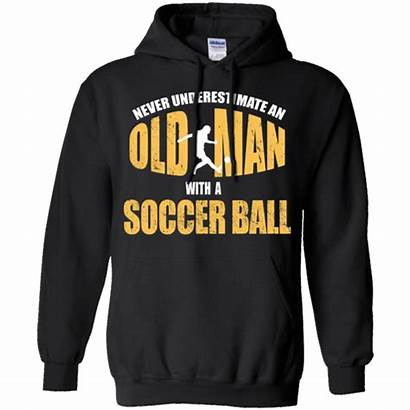 Football Player Soccer Funny Vistatee Ball Sweater