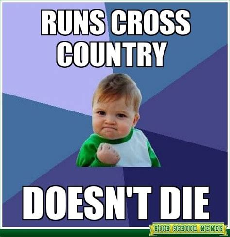 Cross Country Memes - cross country memes google search funnies nerd pinterest