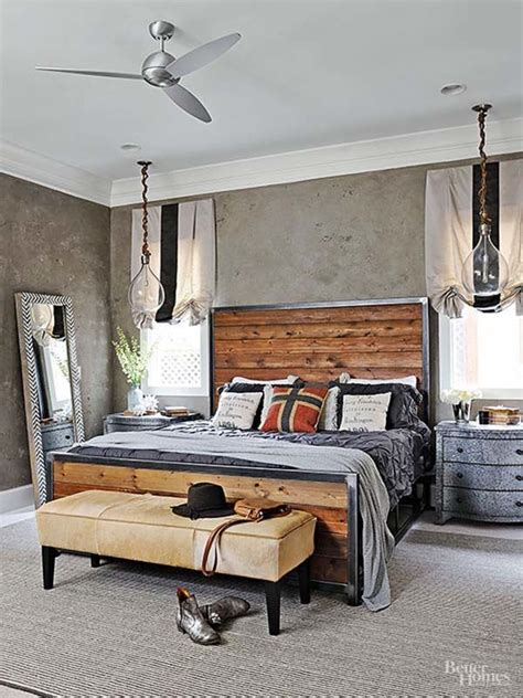 40804 modern industrial bedroom 35 edgy industrial style bedrooms creating a statement