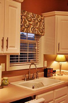 window treatment for kitchen window sink no sew drapes sink tension rods shades 2222