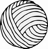 Yarn Ball Clipart Clip Balls Benang Transparent Template Wol Drawing Hilo Coloring Clipground Gambar Banner Sketch Nicepng Arts Cadena Automatically sketch template