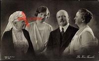 Wilhelmina von den Niederlanden, Heinrich, Familie ...