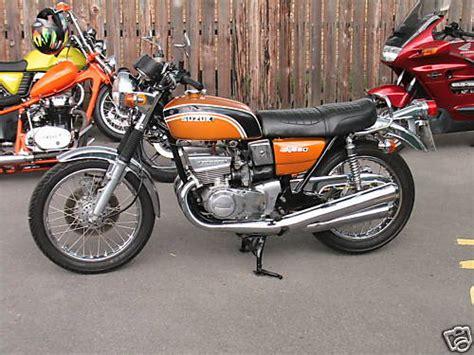 1976 Suzuki Gt550 by Suzuki Gt550 Gallery Classic Motorbikes