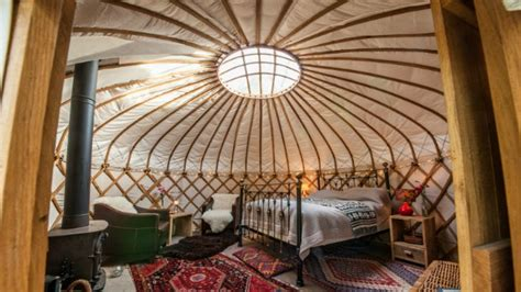 Yurts In The Uk, Treehouse Rentals, Cabins With Hot Tubs