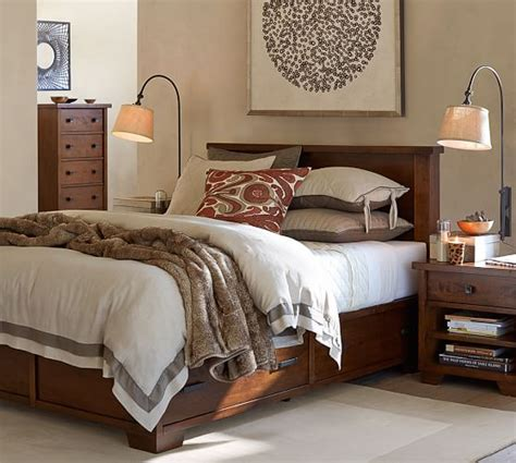 sumatra storage bed pottery barn