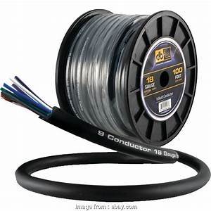 9 Gauge Speaker Wire Perfect Details About Speaker Wire