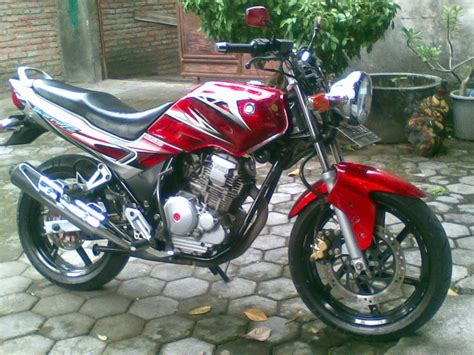 Modif Motor Scorpio by Koleksi Modifikasi Motor Yamaha Scorpio Terbaru