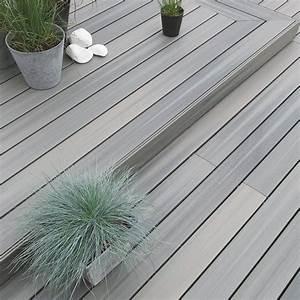 Composite Pour Terrasse : lame fiberon xtreme terrasse en bois composite deck linea ~ Premium-room.com Idées de Décoration