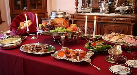 typical thanksgiving dinner dining in monterey experience monterey bay california