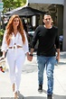 Maria Menounos flaunts taut tummy during lunch date with ...