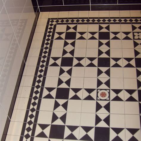 White Infill   Victorian Tiles   Tiles Northern Ireland