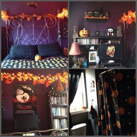 halloween bedroom ideas   house pinterest halloween bedroom bedrooms  dorm