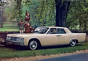 1965 Lincoln Continental Optional Equipment