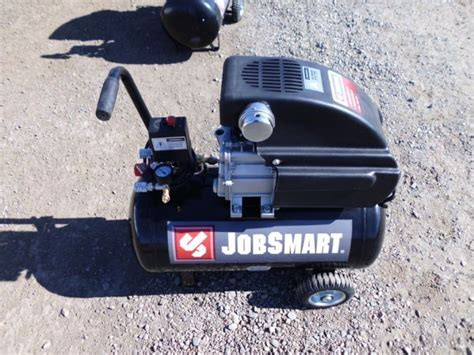 Jobsmart Portable Air Compressor