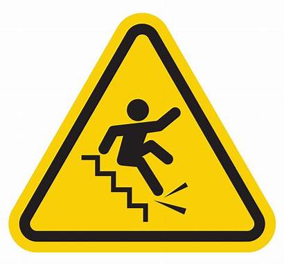Stairs Fall Trip Danger Accident