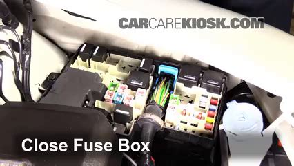 Volvo C30 Fuse Box by Blown Fuse Check 2008 2013 Volvo C30 2008 Volvo C30 T5 2