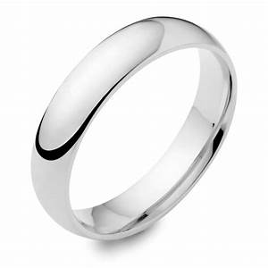 palladium 4mm wedding band ring austen jewellers With wedding ring for groom