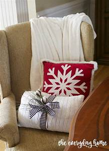 a christmas pillow you can make in minutes for under 5 With christmas pillows to make