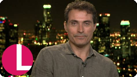 Rufus Sewell Talks New Drama Victoria And Being Discovered
