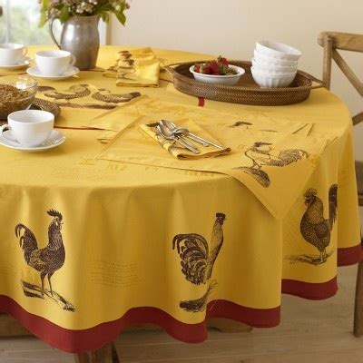 Roosters, Tablecloths and Farmhouse on Pinterest