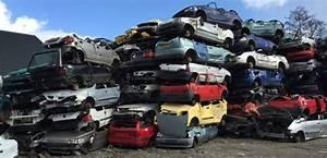 Vendre Une Voiture à La Casse : vendre sa voiture au poids de la ferraille voitures ~ Gottalentnigeria.com Avis de Voitures
