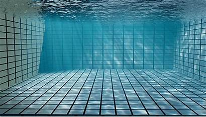 Caustic Pool Effect Noise Scene Water Cell
