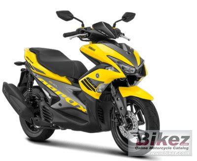 Yamaha Aerox 155vva Picture by 2018 Yamaha Aerox 155vva Specifications And Pictures