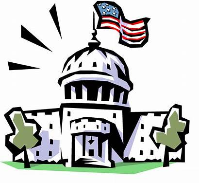 Clipart Federal System Congress Cliparts Government Strong