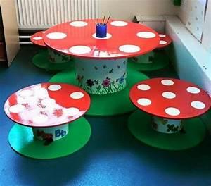 Tisch Aus Kabeltrommel : tolle holz kabeltrommel tische ~ Orissabook.com Haus und Dekorationen