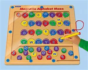 25 best images about discovering the alphabet on pinterest With lakeshore magnetic letters kit