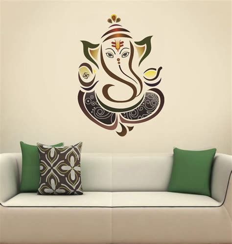 Wall Stickers For Living Room Flipkart by New Way Decals Wall Sticker Wallpaper Price In