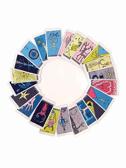 Tarot Simple Cards Deck Holly Card Decks