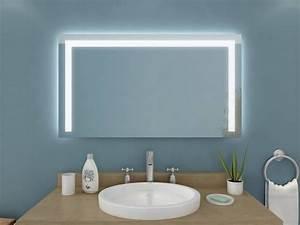 Bad Spiegelschränke Mit Led Beleuchtung : badspiegel mit led beleuchtung imperia ~ Bigdaddyawards.com Haus und Dekorationen