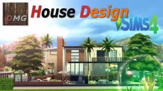 fllor plans the sims 4 house design tour modern tropicana