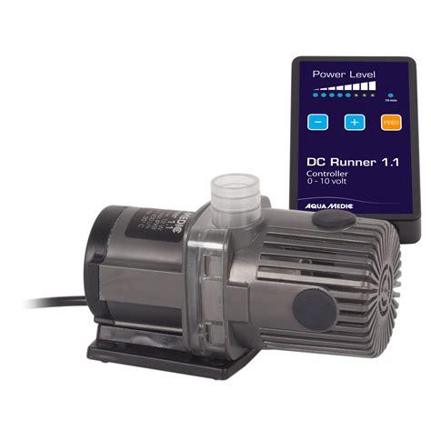 pompe de relevage aquarium aqua medic dc runner 1 1 pompe de relevage 1200 l h avec contr 244 leur pour aquarium d eau douce et