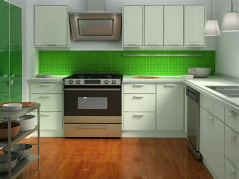 ikea green kitchen cabinets choose kitchen furniture materials is part of the 4435