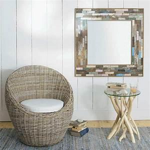 Glace Maison Du Monde : d coration maison miroir glace ~ Teatrodelosmanantiales.com Idées de Décoration