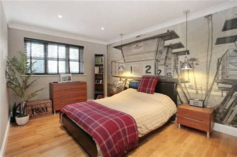 Decor Young Man's Bedroom  Home Bedroom Pinterest