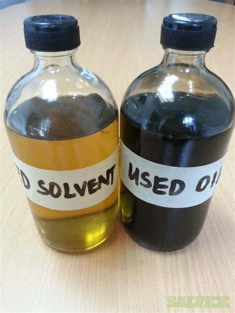 Used/Waste Oil & Solvent Stock | Salvex