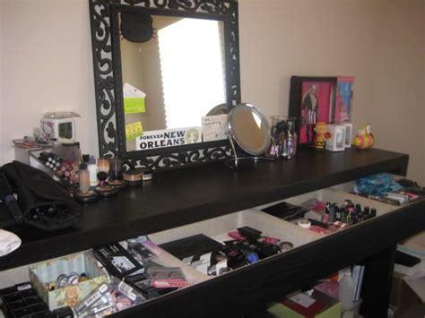 vanity table ikea black ikea malm dressing table home organization