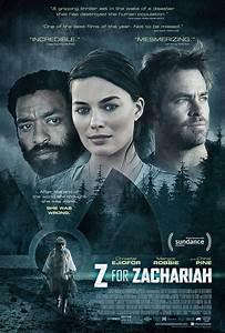 z for zachariah 2015 trailer release date cast plot